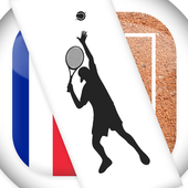 Tennis Scores for French Open icon