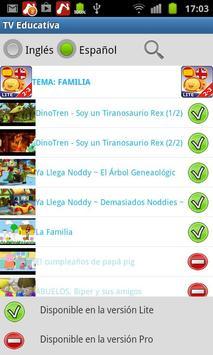 Educational TV L1 (Lite) screenshot 3
