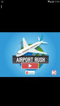 Super Airport Rush poster