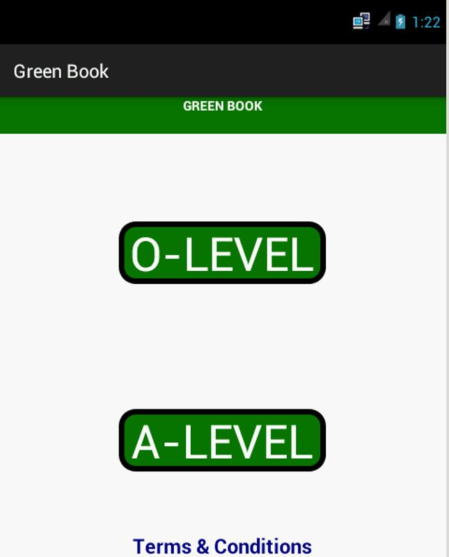 Zimsec green book for intergrated Science ordinary level