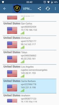 ZXC VPN Free VPN screenshot 1