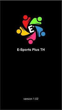 E-sports Plus TH poster