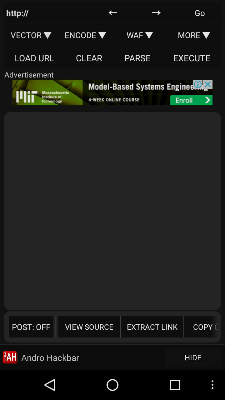 Andro Hackbar for Android - APK Download