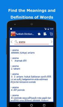 Turkish Dictionary poster