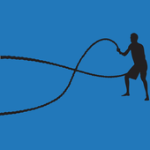 Battle Rope Workout icon