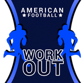 Football Workout icon