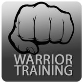Warrior Training Workout icon