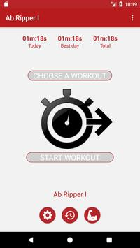 Ab Ripper X Collection - Create your six pack abs poster