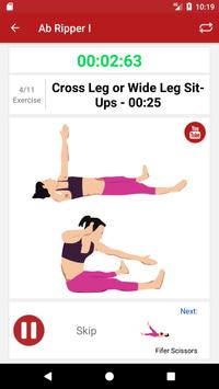 Ab Ripper X Collection - Create your six pack abs apk screenshot