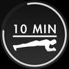10 Minute Planks icon