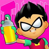 Run Teen Run Titans Adventure Rush icon