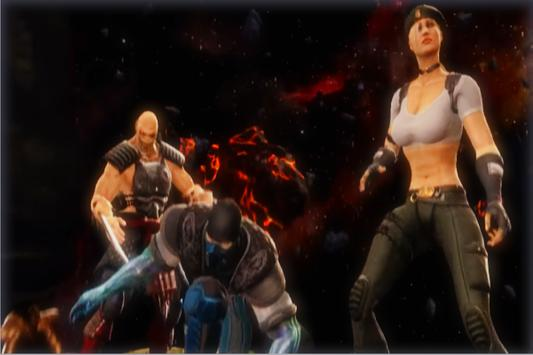Guide mortal kombat shaolin 2 Tips apk screenshot