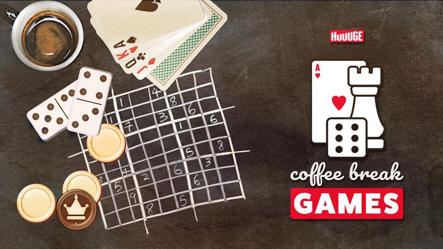 Coffee Break Games
