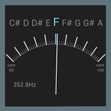 Fine Chromatic Tuner