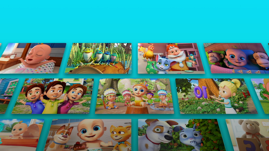 COLORCITY - Nursery Rhymes and Children's Songs