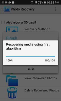 Photo Recovery screenshot 2