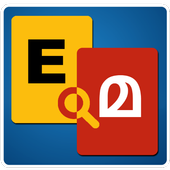 English ⇌ Malayalam Dictionary + हिंदी /Eng Add on icon