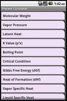 Process Calculator Demo App screenshot 1