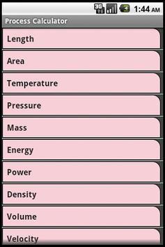 Process Calculator Demo App screenshot 5
