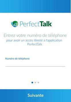 PerfectTalk - Perfect Talk screenshot 2