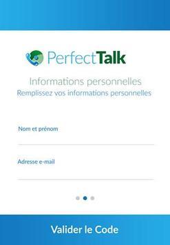 PerfectTalk - Perfect Talk screenshot 9