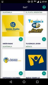 Radios Adventistas 24/7 screenshot 8