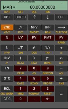Ba Financial Calculator plus 截图 10