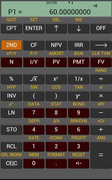 Ba Financial Calculator plus 截图 11