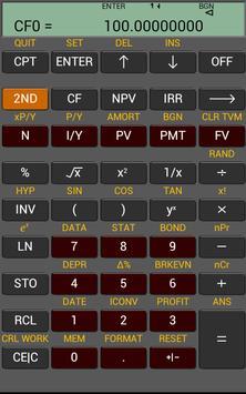 Ba Financial Calculator plus 截图 13