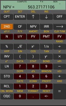 Ba Financial Calculator plus 截图 7