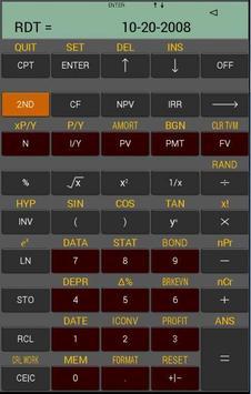 Ba Financial Calculator plus 截图 5