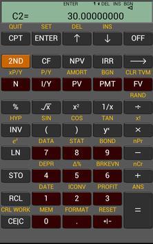 Ba Financial Calculator plus 截图 6
