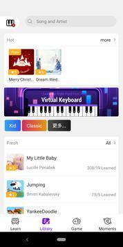 POP Piano captura de pantalla 1