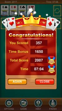 Solitaire Royale स्क्रीनशॉट 1