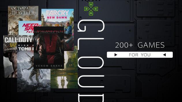 Gloud Games captura de pantalla 2