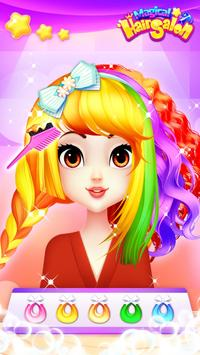 Magical Hair Salon screenshot 4