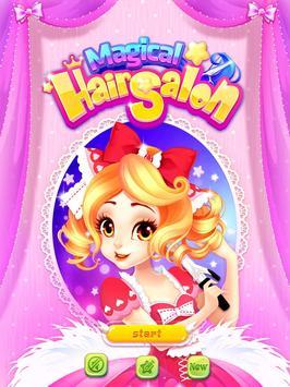 Magical Hair Salon poster