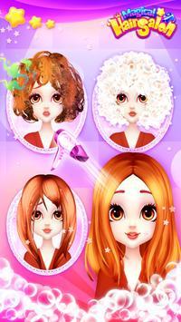 Magical Hair Salon screenshot 2