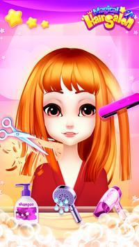 صالون للشعر- صالون تجميل الشعر تصوير الشاشة 3