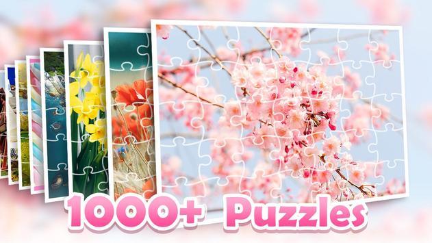 Dream Jigsaw screenshot 1