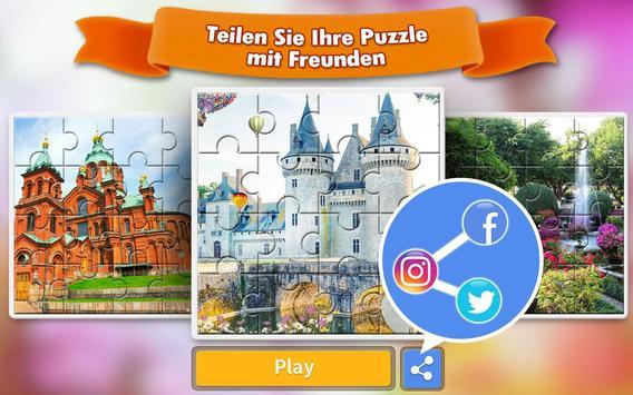 Traum Puzzles Free 2019-freie erwachsene Puzzle Screenshot 3