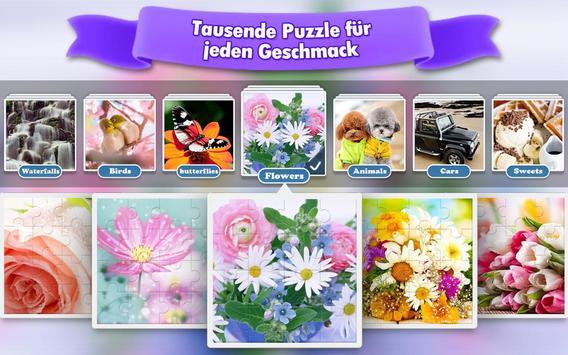 Traum Puzzles Free 2019-freie erwachsene Puzzle Screenshot 1