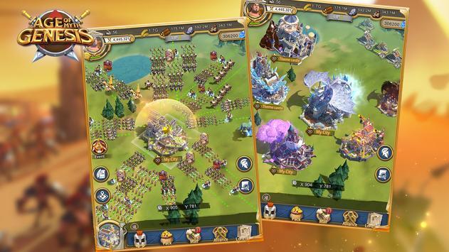 Age of Myth Genesis स्क्रीनशॉट 4