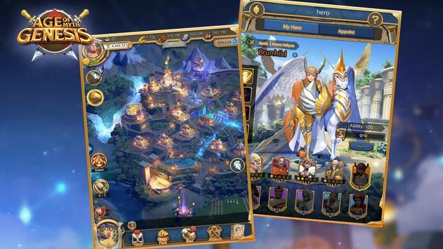 Age of Myth Genesis स्क्रीनशॉट 5