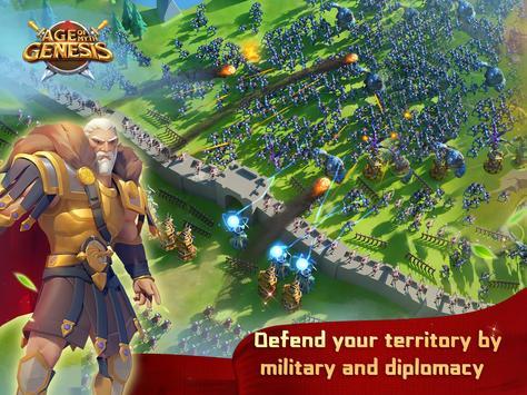 Age of Myth Genesis स्क्रीनशॉट 8