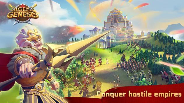 Age of Myth Genesis पोस्टर
