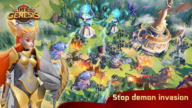Age of Myth Genesis स्क्रीनशॉट 2