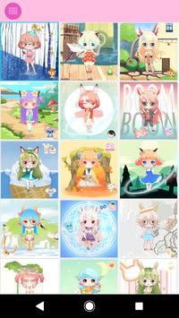Chibi Avatar Maker: Make Your Own Chibi Avatar 截圖 6
