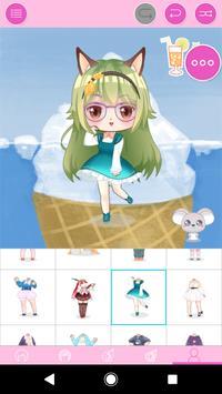 Chibi Avatar Maker: Make Your Own Chibi Avatar 截圖 10
