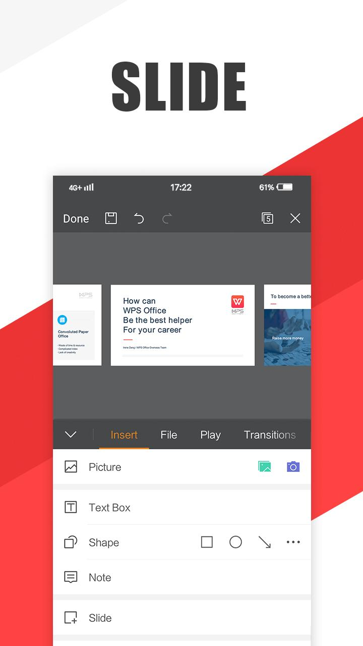WPS Office for Android - APK Download
